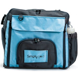 Simply Good Square Diaper Bag