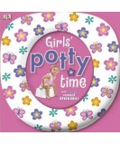 Girls Potty Time