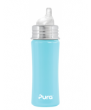 Toddler 11 oz Bottle - Aqua Blue