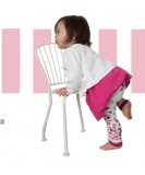 Footless Tights for little legs
