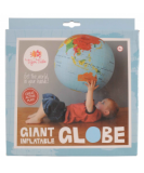 Tiger Tribe Inflatable World Globe