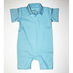 Organic Family Playsuit