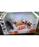 Mojo Miniature Farm Box Set