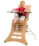 Kuster K1 Natural Beechwood Highchair