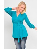Olian V Neck Top