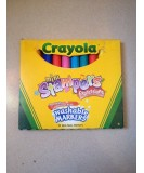 Crayola - Mini stampers 10 colors